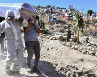 Minsa reporta 55 fallecidos por coronavirus en el Perú en las últimas 24 horas
