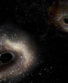 Primera señal de una estrella invisible que puede explicar el enigma de la materia oscura