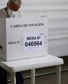 Elecciones 2021: ¿Qué pasa si voto en blanco o viciado?