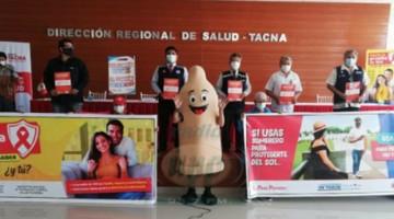 Tacna: se registran 49 casos nuevos de VIH/SIDA durante este año