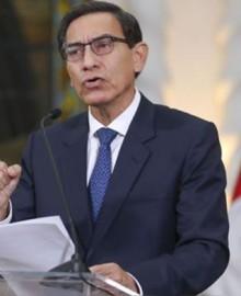 Martín Vizcarra señaló que Acción Popular y Alianza para el Progreso le pidieron postergar elecciones