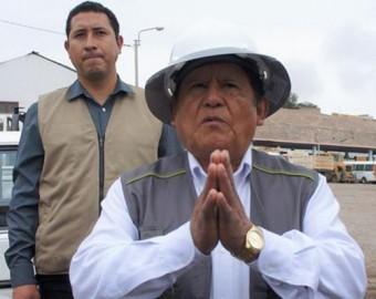 Moquegua: gobernador Zenón Cuevas enfrentará pedido para su revocatoria