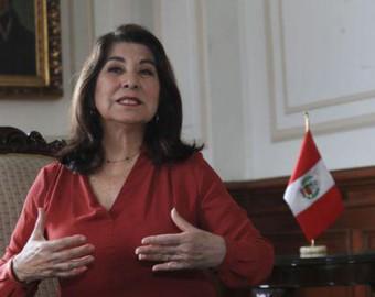 """Comisión de Ética aprueba abrir investigación contra Martha Chávez por """"expresiones racistas"""""""