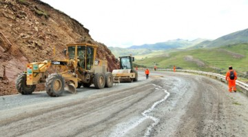 MTC anuncia asfaltado de corredor minero para segundo semestre del 2021