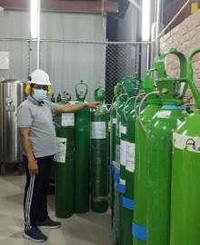 Diresa Ayacucho apoya con oxígeno medicinal a centro de salud de San Jerónimo y Hospital de Chincheros