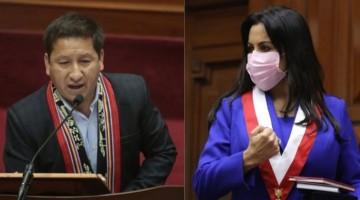 """Bellido sobre carta notarial a Chirinos: """"Me desisto de cualquier acción legal"""""""