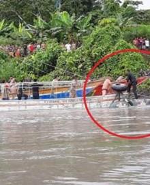 Al menos cinco militares fallecidos y otros desaparecidos tras caída de helicóptero a río en Cusco
