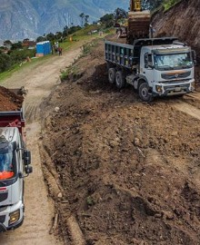 Vía Evitamiento: cuestionan a contratista china Railway Tunnel Group Co. Sucursal Perú por no trabajar con empresas abanquinas