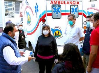 Un chofer y una médica sin experiencia en adquisiciones firmaron buena pro para comprar las 10 ambulancias