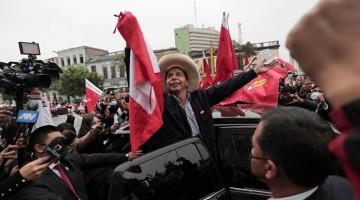 La gesta del Perú profundo a Lima: el izquierdista Castillo derrota a Fujimori en las presidenciales