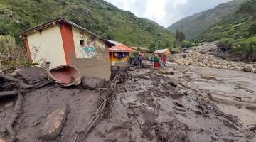 Amplian estado de emergencia en Coyllurqui por desembalse de laguna Tinkiqocha
