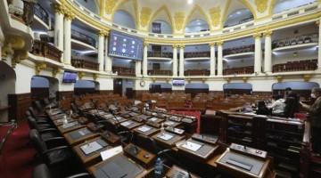Congreso no aprobó reforma sobre la cuestión de confianza