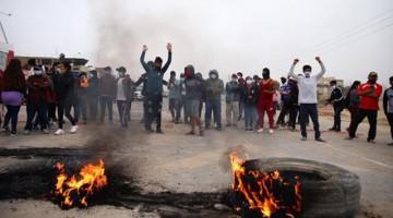 Paro agrario: continúan bloqueos en Ica y exigen llegada de Comisión de Alto Nivel