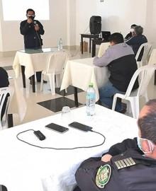 Comando Covid-19 refuerza acciones conjuntas para frenar contagios en Andahuaylas