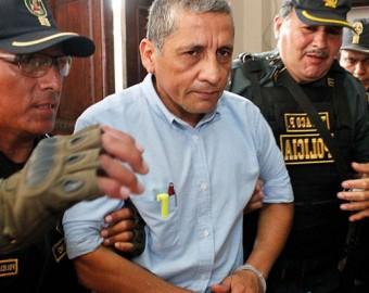 Poder Judicial desestima pedido de Antauro Humala para liberación condicional