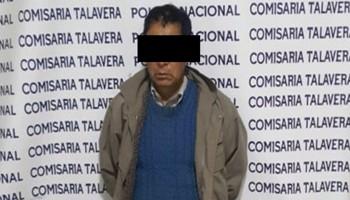Policía detiene a iracundo sujeto que agarró a puñetes y patadas a su cónyuge en Talavera