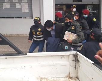 Cusco: intervienen a alcalde de Canchis, Jorge Quispe Callo, por pertenecer a presunta red delictiva