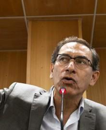 Martín Vizcarra: Denuncias son una venganza del Club de la Construcción