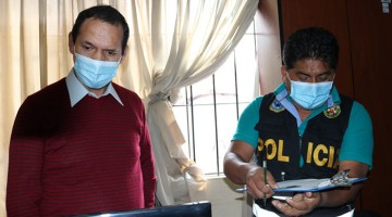 Jefe de la Unidad de Contrataciones del GORE Apurímac detenido por Fiscalía Anticorrupción del Cusco