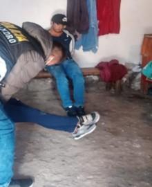 Mas de 17 kilos de alcaloide de cocaina incautados y tres detenidos en operativo antidroga