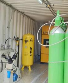 Huancavelica: Contraloría halla deficiencias en implementación de planta de oxígeno medicinal