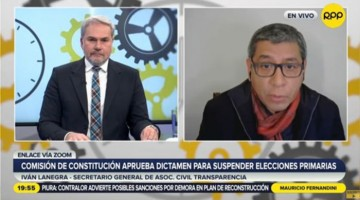 Transparencia: Partidos temen perder inscripción y por eso buscan eliminar elecciones primarias