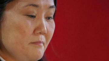 Keiko Fujimori, entre el sillón presidencial y el banquillo de acusada