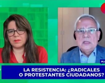 César Hildebrandt: hay un ataque de la derecha callejera para azuzar el golpe de Estado