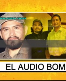 Edwar Quiroga es el bufón de los medios de comunicación de Lima para agudizar la crisis política