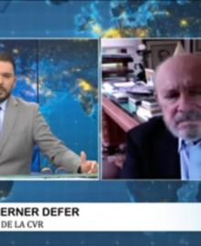 Lerner: debemos informarnos de lo acontecido durante los años de violencia en nuestro país