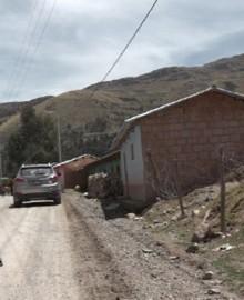 Challhuahuacho inicia paro preventivo de 24 horas y premier Mirtha Vásquez no llegará a Pisaccasa