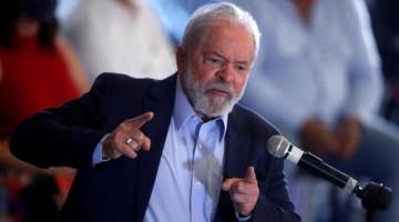 Brasil: Lula da Silva califica de