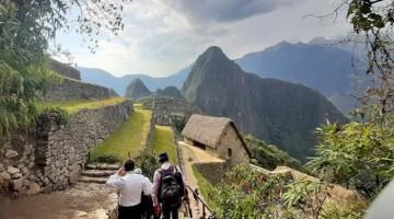 """Jefe de Machu Picchu sobre grabación de Transformers: """"no entrará ni el pie de un robot a la llaqta"""""""