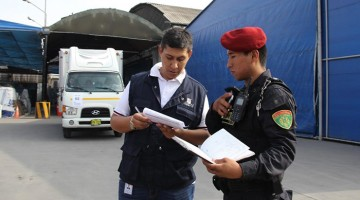 ONPE desplazó  material electoral para las elecciones internas partidarias en Apurímac