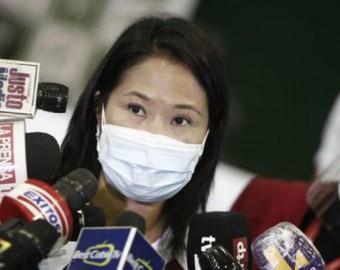 Perciben que medios de comunicación favorecen candidatura de Keiko Fujimori