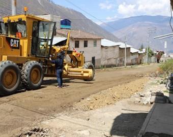 Ejecutivo transfiere a Municipalidad de Abancay más de S/ 21 millones para mejoramiento vial