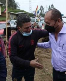 Ministro Juan Silva condena categóricamente el terrorismo de Sendero Luminoso