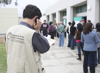 Observadores internacionales destacan labor del JNE en segunda elección presidencial