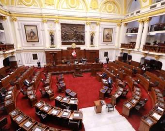 Congreso aprueba por insistencia limitar la cuestión de confianza al Ejecutivo