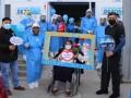 22 pacientes lograron su alta médica los últimos seis días tras superar covid-19 en Andahuaylas