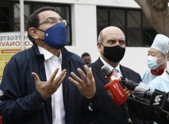 """Vizcarra: """"Estoy seguro que políticos que defienden la democracia no permitirán pretextos para postergar elecciones"""""""