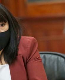 Mirtha Vásquez iniciará el lunes las rondas de diálogo con las bancadas previo al pedido del voto de confianza