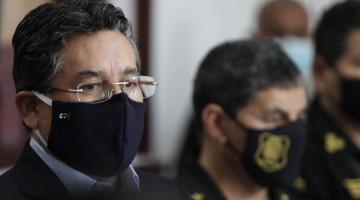 Rubén Vargas renuncia al cargo de ministro del Interior