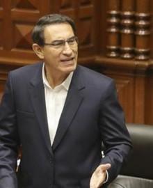 En forma mayoritaria Congreso rechazó vacancia de Martín Vizcarra