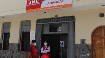 JEE de Abancay y Andahuaylas inician revisión de nulidad de 27 mesas de sufragio solicitados por Fuerza Popular en Apurímac