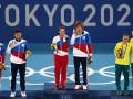 Los tenistas rusos se hacen con el oro y la plata en las competiciones mixtas en Tokio