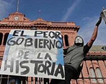 Vacunagate Argentina: protestas en varias ciudades por la