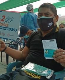 Perú superó las 22 millones 210 mil dosis aplicadas contra el Covid-19